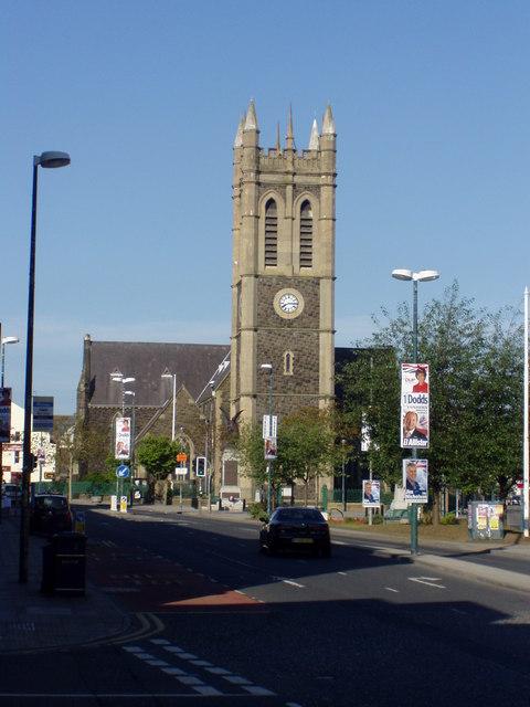 St Mark's Church of Ireland Church