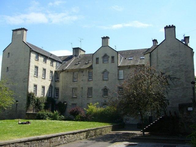 Chessel's Court, Canongate
