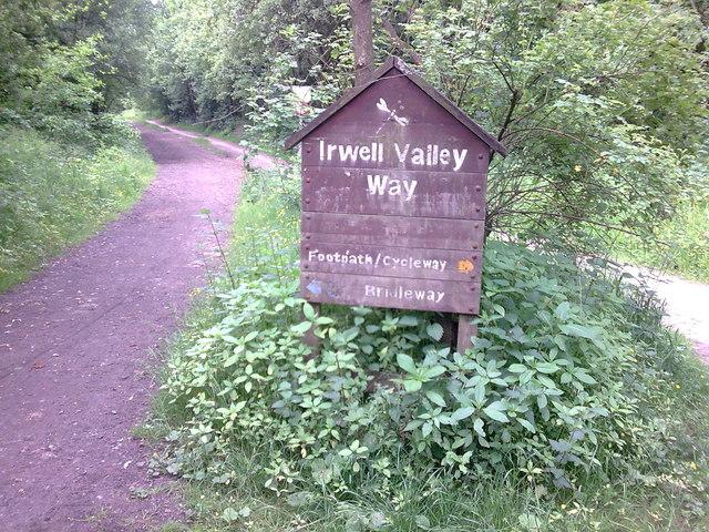 Irwell Valley Way