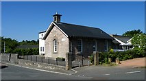 NS2072 : Inverkip Primary School by Thomas Nugent