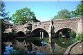 TG2308 : Bishop Bridge Norwich by Craig Tuck