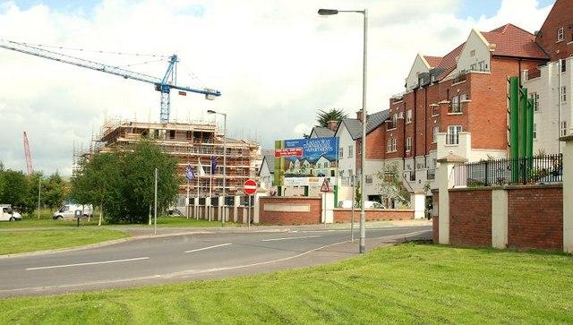 """""""The Embankment"""", Belfast (1)"""