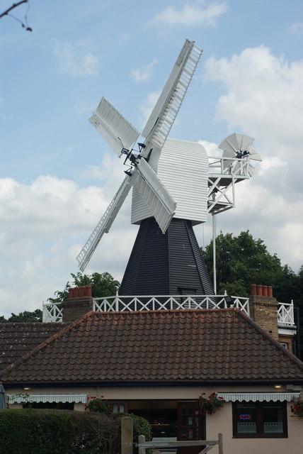 Wimbledon Common - Windmill Café