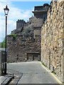 NT2573 : Town Walls, the Vennel by kim traynor
