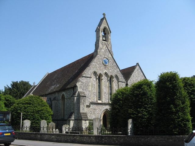 St Mary Magdalen Church, Ripley, Surrey