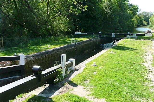 Brunsden Lock