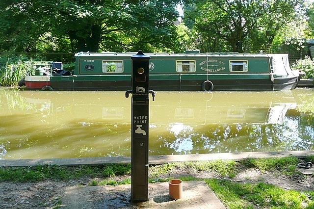 Kintbury water point