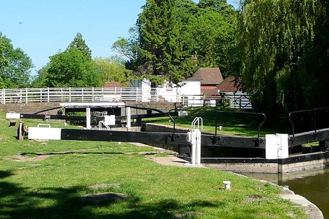 Kintbury Lock