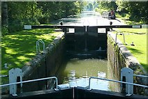 SU4267 : Hamstead Lock by Graham Horn