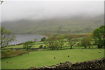 NY1807 : Wastwater from the Corpse Road by N Chadwick
