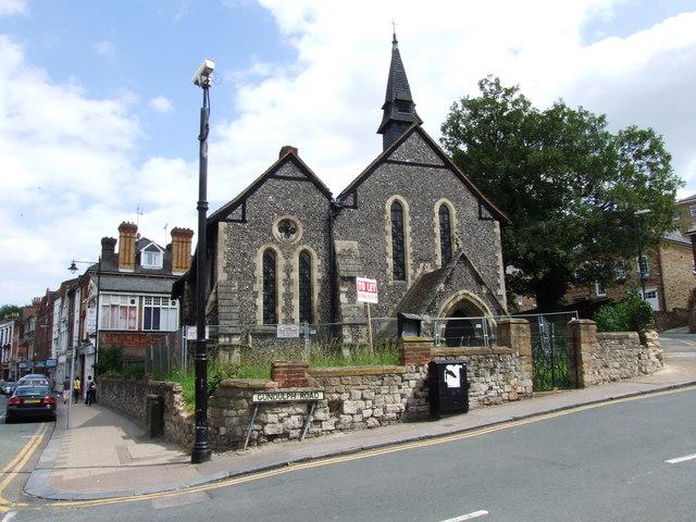 St. Bartholomew's Chapel, Rochester