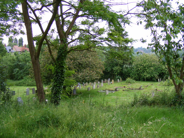 Graveyard at St. Andrews Church Colne Engaine