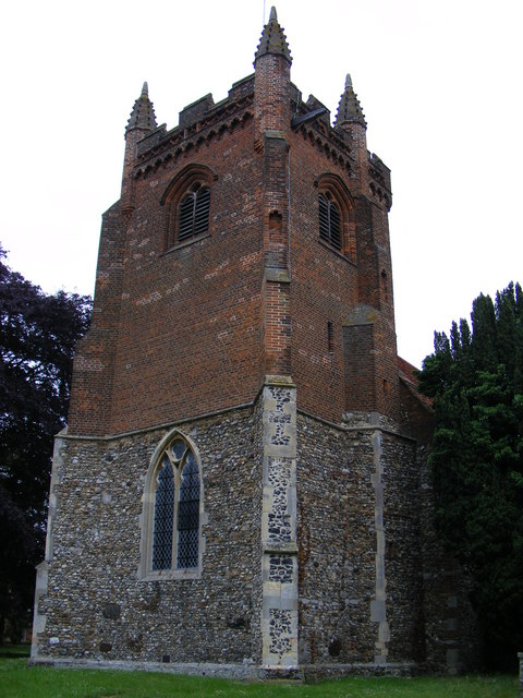 The Tower at St. Andrews Church Colne Engaine
