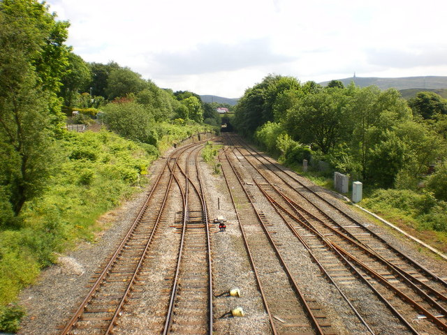 Hall Royd Junction