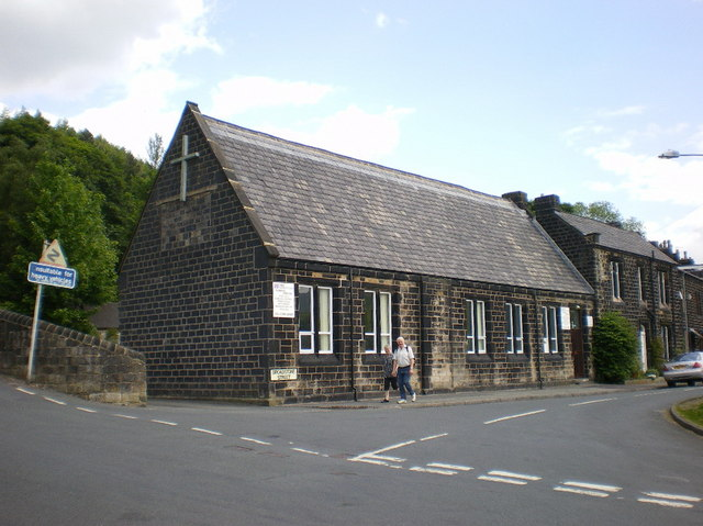 Formerly The Old School Chapel