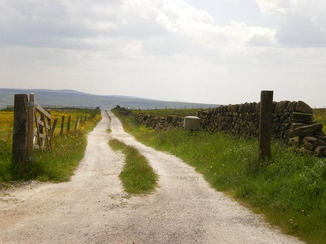 Keelham Lane to Keelham Farm