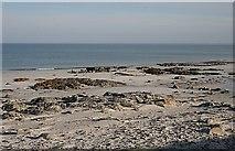 NF7537 : Beach at Dreumasdal by Anne Burgess