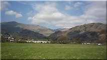 SD3097 : Fells over Coniston by DS Pugh