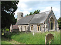 TM3992 : St Michael's church in Geldeston by Evelyn Simak
