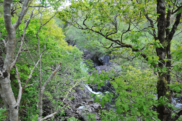 Rannoch river