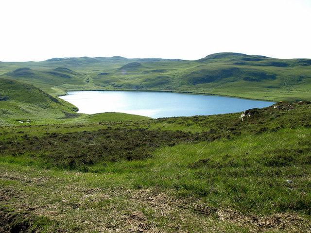 Loch Righ Meadhonach
