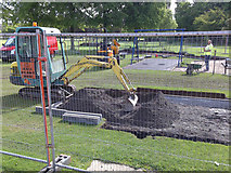SK4833 : New Playground equipment due? by David Lally