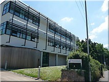 SX9392 : Exeter : Peninsula Medical School by Lewis Clarke