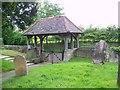 SU7737 : Lych gate, St Nicholas Church, Kingsley by Maigheach-gheal