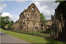 SE2536 : Kirkstall Abbey Ruins by SMJ