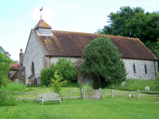 St Peter's Church, East Marden