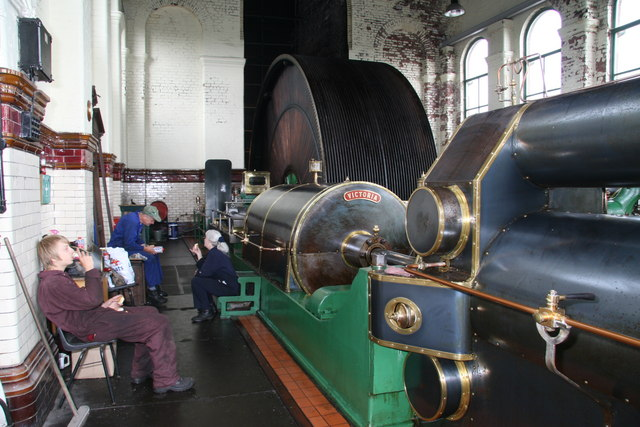 'Snap time' in the engine house