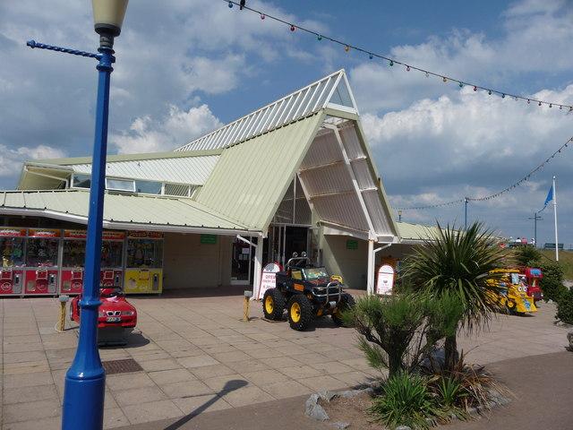 Dawlish Warren : Amusement Arcade