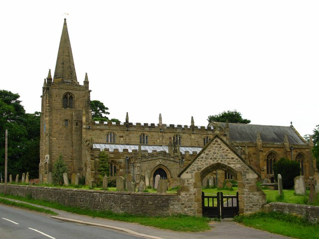 St Lambert's, Burneston