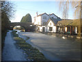 SO9667 : The Queen's Head Inn - 1 by Trevor Rickard