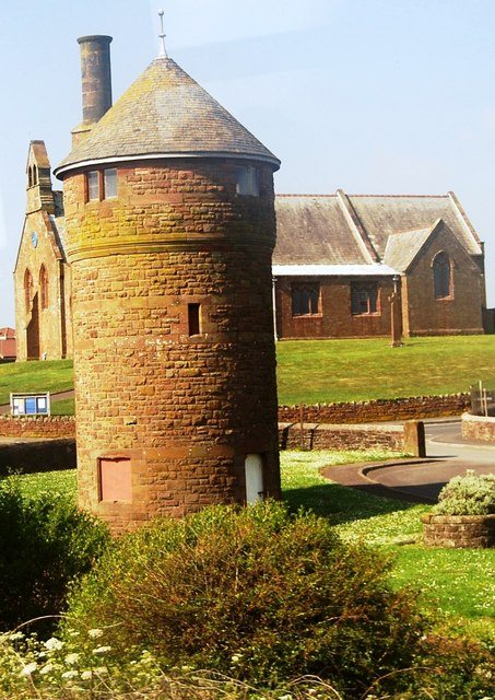 Old Water Tower, Seascale