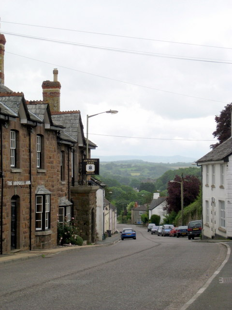 Fore Street Lifton