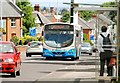 J3069 : Bus, Finaghy, Belfast by Albert Bridge