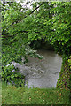 SK3447 : A Rain Splattered Derwent by David Lally