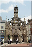 SU8604 : Chichester - Market Cross by Peter Trimming