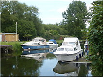 TR1859 : The Great Stour, Fordwich by pam fray