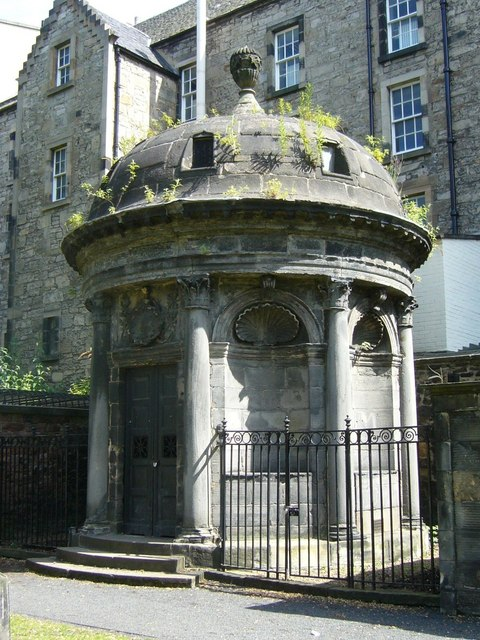 Mackenzie Mausoleum, Greyfriars Kirkyard