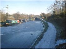 SO9969 : Approaching Tardebigge Top Lock by Trevor Rickard