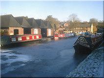 SO9969 : Boatyard at Tardebigge by Trevor Rickard