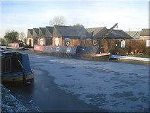 SO9969 : Boatyard at Tardebigge - 2 by Trevor Rickard