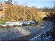 SO9969 : Tardebigge canal tunnel by Trevor Rickard