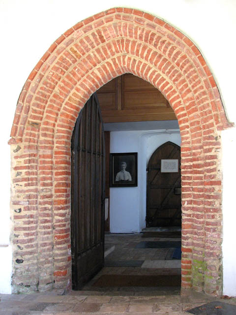 St Mary's church - south doorway