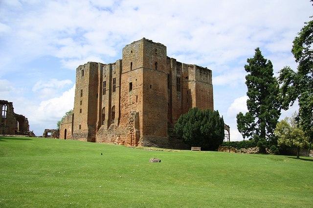Kenilworth Castle keep
