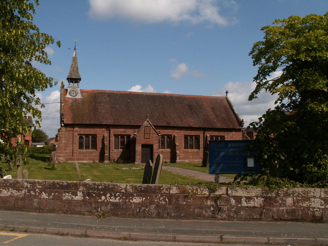 St Peter's Church, Hargrave