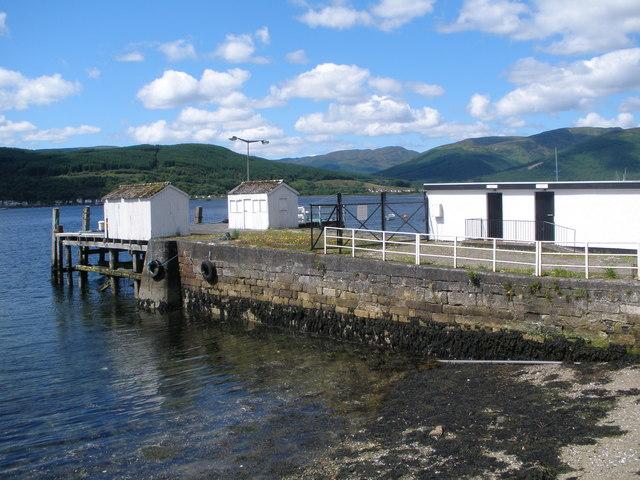 Kilmun Pier