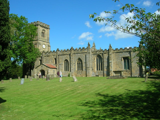 St Martin's Church, Seamer